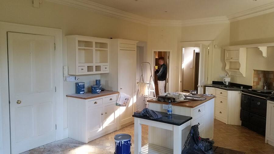 Lynam Painting - Kitchen Before (2) (1)