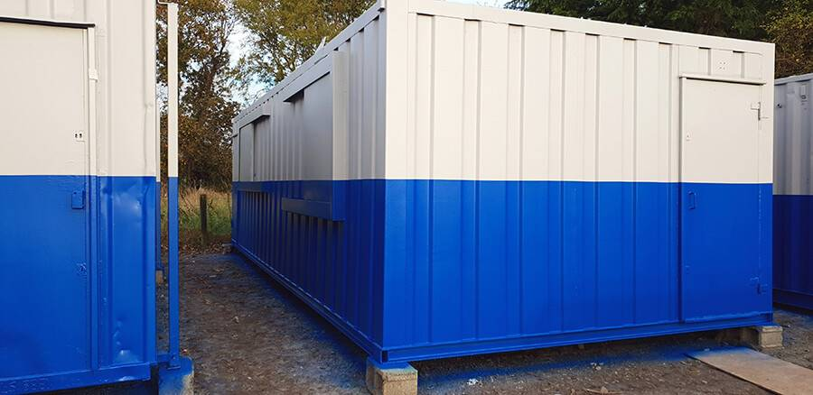 Lynam Painting Ltd - Containers 4