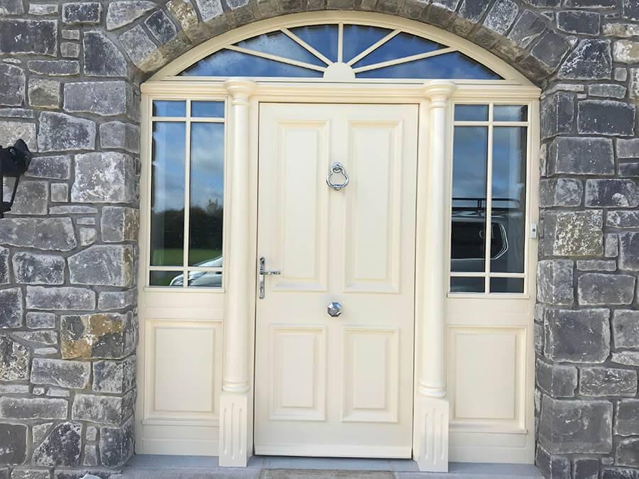 Lynam Painting Ltd - Front Door 1 (1)