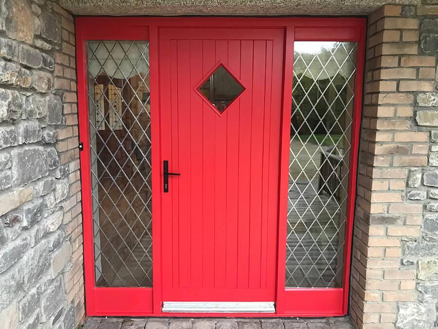 Lynam Painting Ltd - Front Door 3 (1)