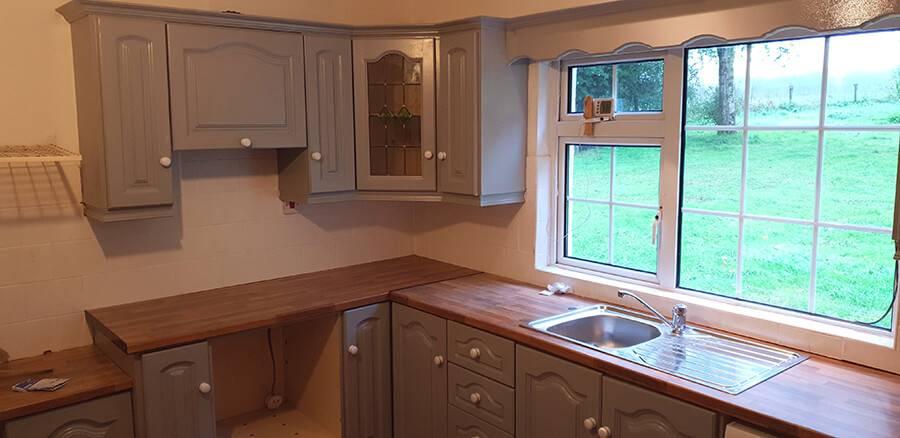 Lynam Painting Ltd - Kitchen 3