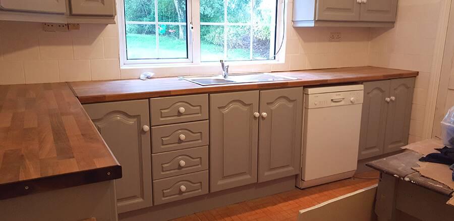 Lynam Painting Ltd - Kitchen 4