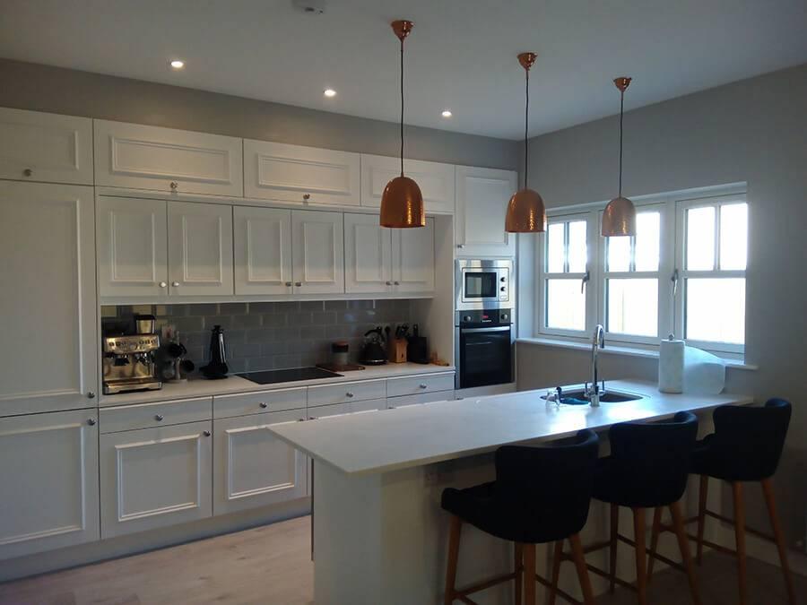 Lynam Painting Ltd - Kitchen Pic 4