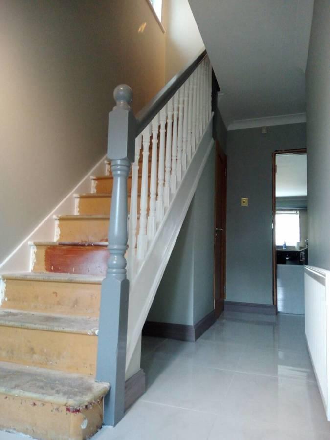 Lynam Painting Ltd - Staircase 3
