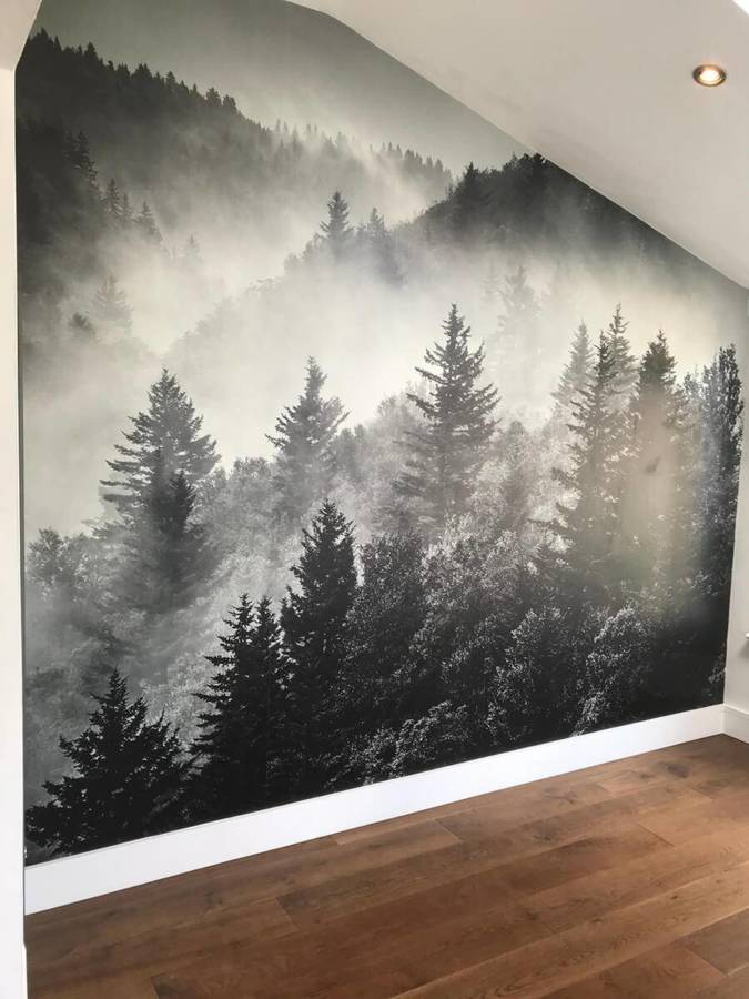 Lynam Painting Ltd - Tree Mural 1 (1)