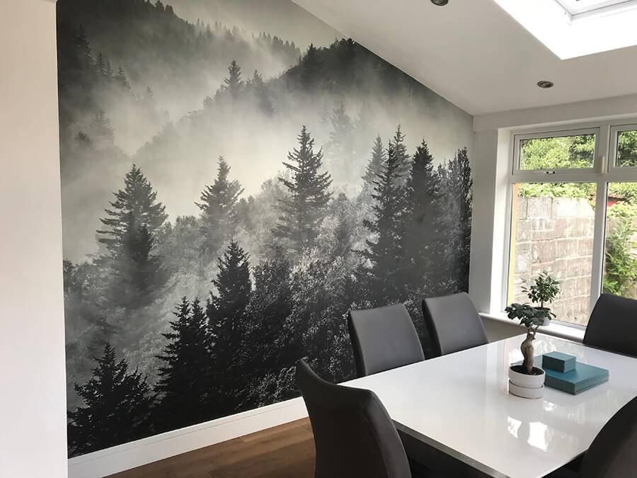 Lynam Painting Ltd - Wallpaper Hanging