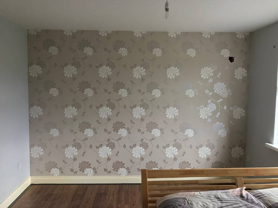 Lynam Painting - Wallpapering - After - Pic 2