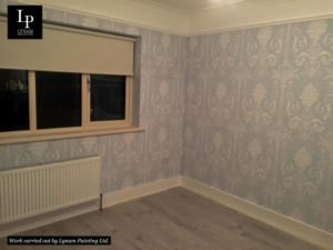 Ballymount - Wallpapering -08